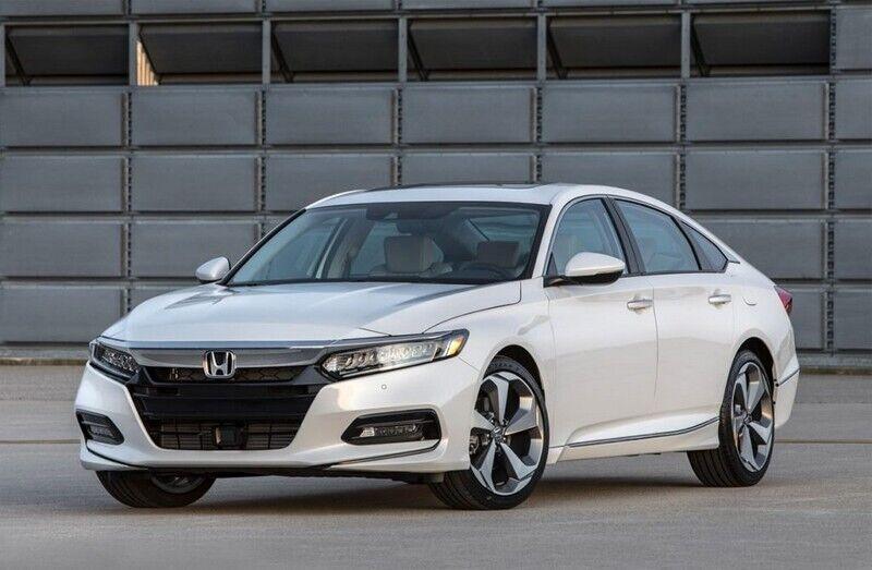 Крупный седан Honda Accord является основой дизайна всего бренда