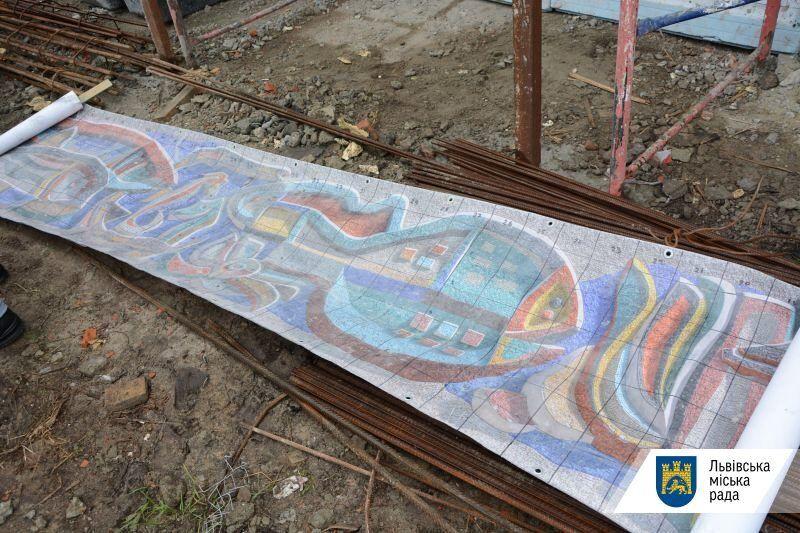 Після скандалу з мозаїкою у Львові виникла ідея по штрафам