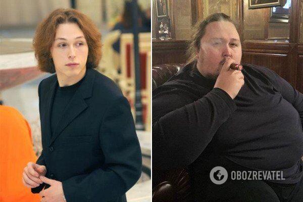 Лука Затравкин до и после