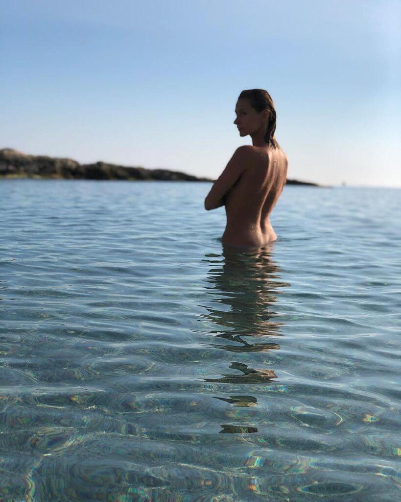 Татьяна Решетняк полностью голая
