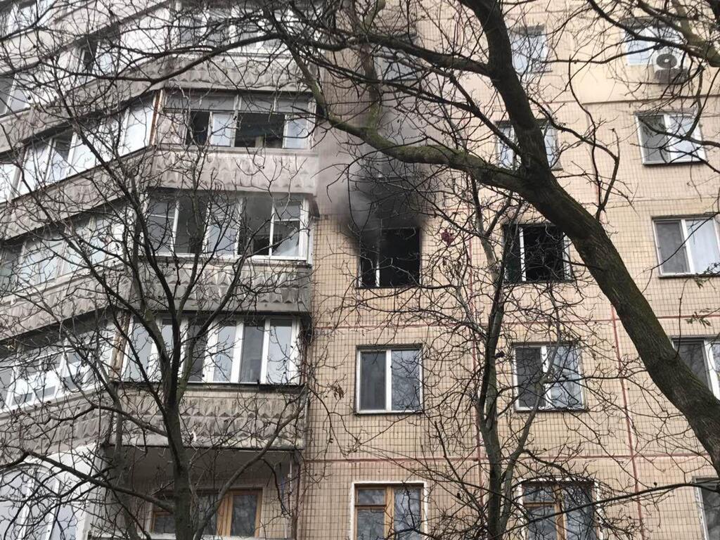 В Одесі згоріли літня жінка і маленька дівчинка
