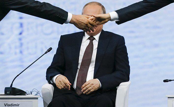 Режим у Росії