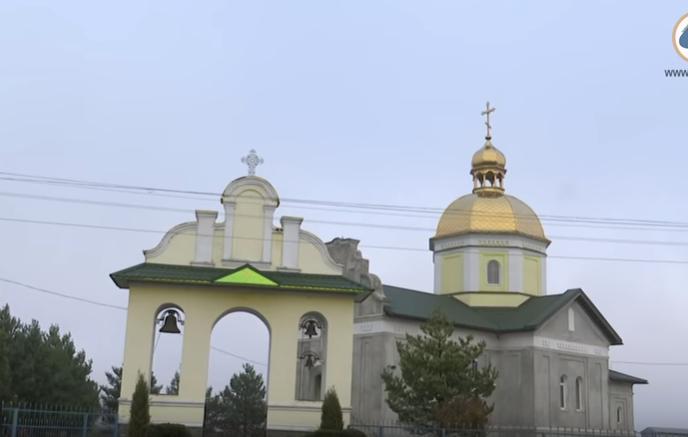 Церква в селі Вікторівка