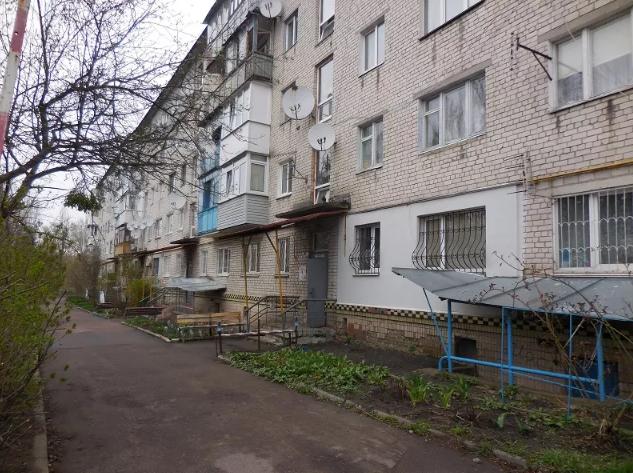 Дом на улице Метрологической, 10 в Голосеевском районе Киева