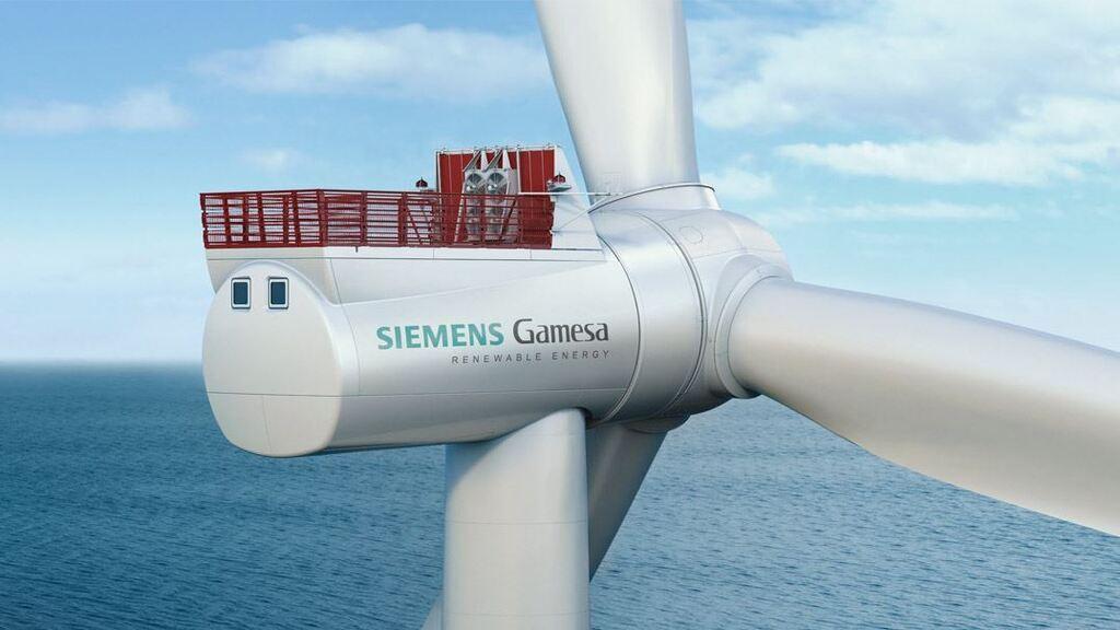 Вітрогенератор Siemens Gamesa потужністю 11 МВт