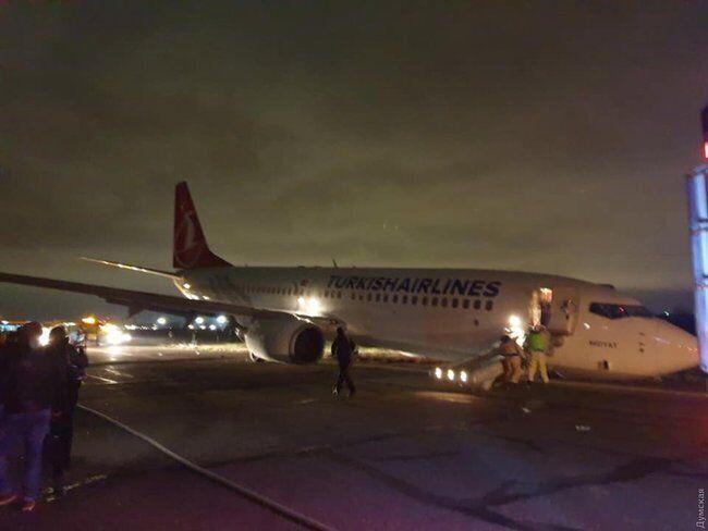 Turkish Airlines повертається до Одеси