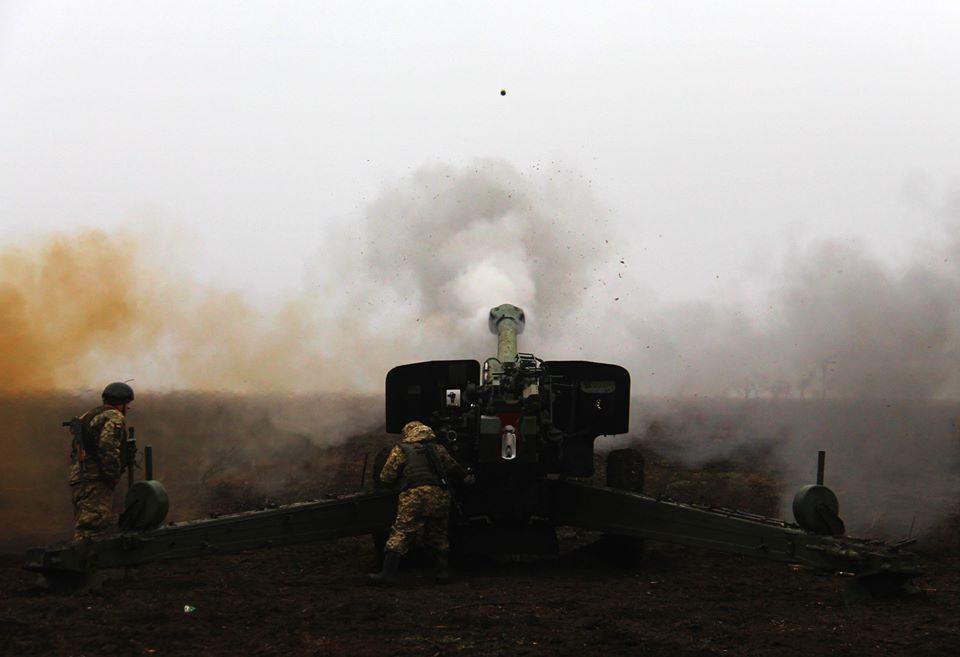 28 листопада під Маріуполем відбулися навчання з протидесантної оборони