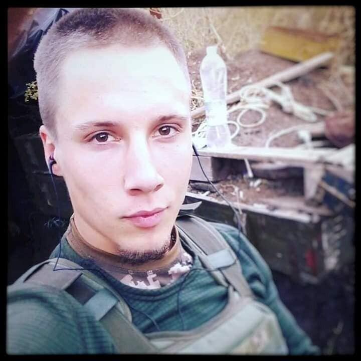 Герман Бродников, 23 года