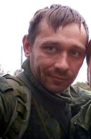 Ликвидированный террорист Артем Морозов