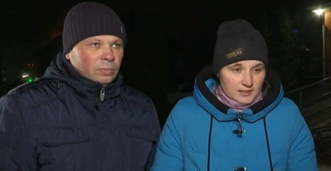 Батьки Дениса Чаленка