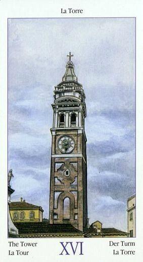 Таро Казановы, Башня