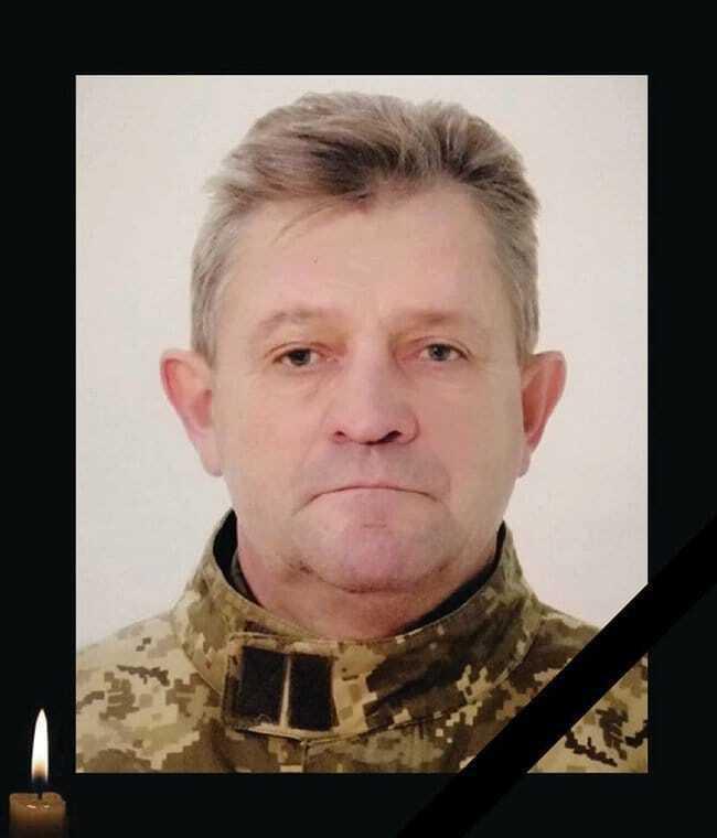 Юрий Хомик, 57 лет