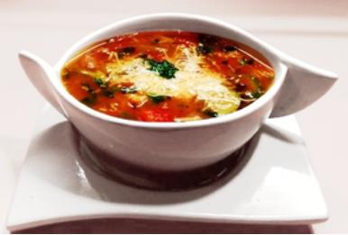 Рецепт приголомшливо смачного італійського супу з цвітною капустою