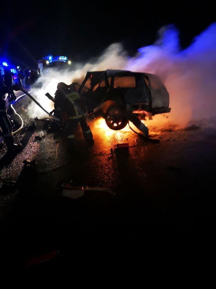 Під Чернівцями в ДТП загинули троє людей