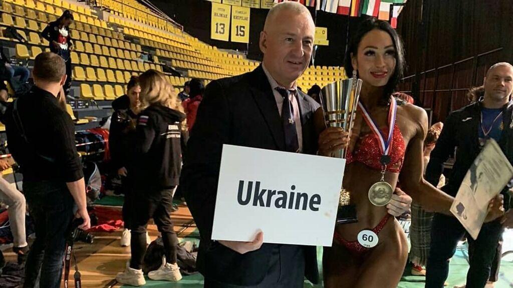 Украина выиграла чемпионат мира по фитнесу, обойдя Россию