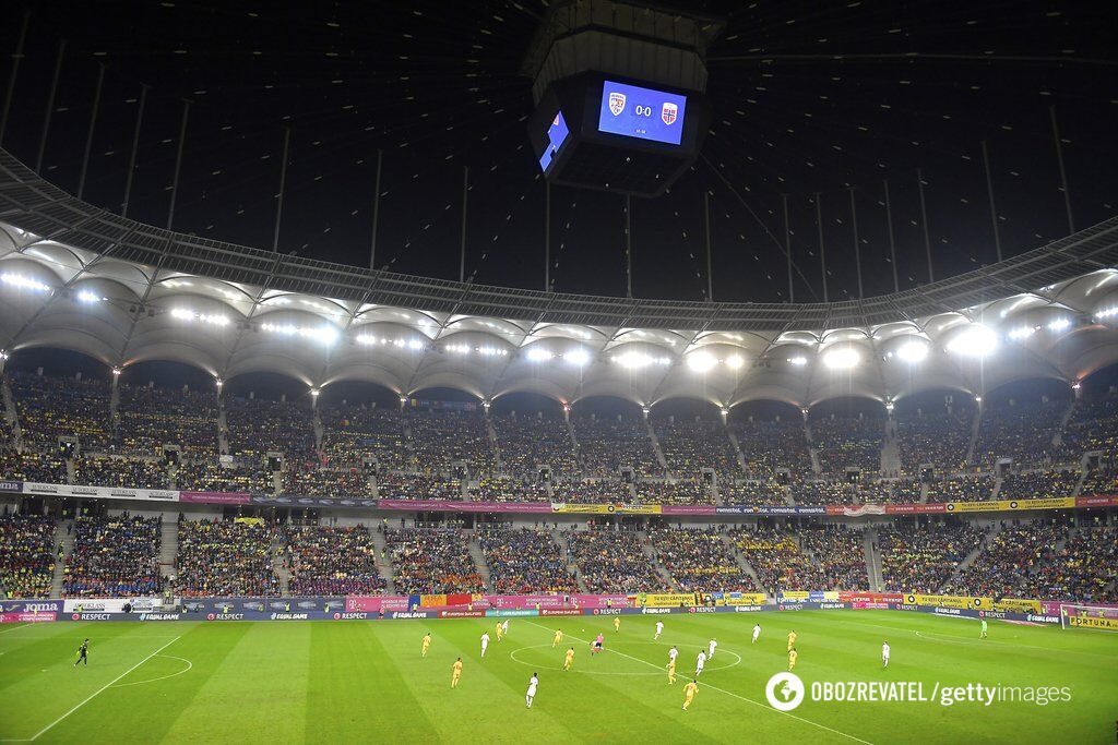 Національний стадіон у Бухаресті
