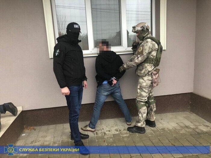 СБУ знешкодила злочинне угруповання на Закарпатті
