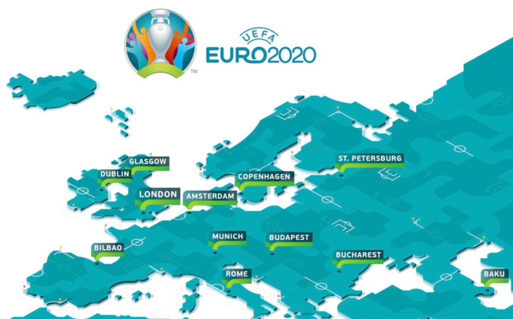 Соперники Украины: онлайн жеребьевки Евро-2020