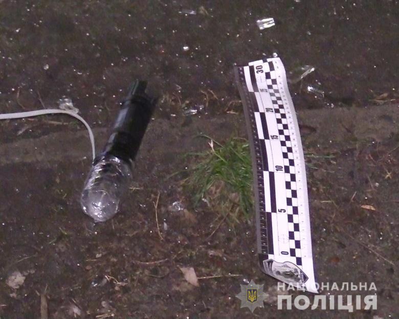 В Киеве взорвали банкомат