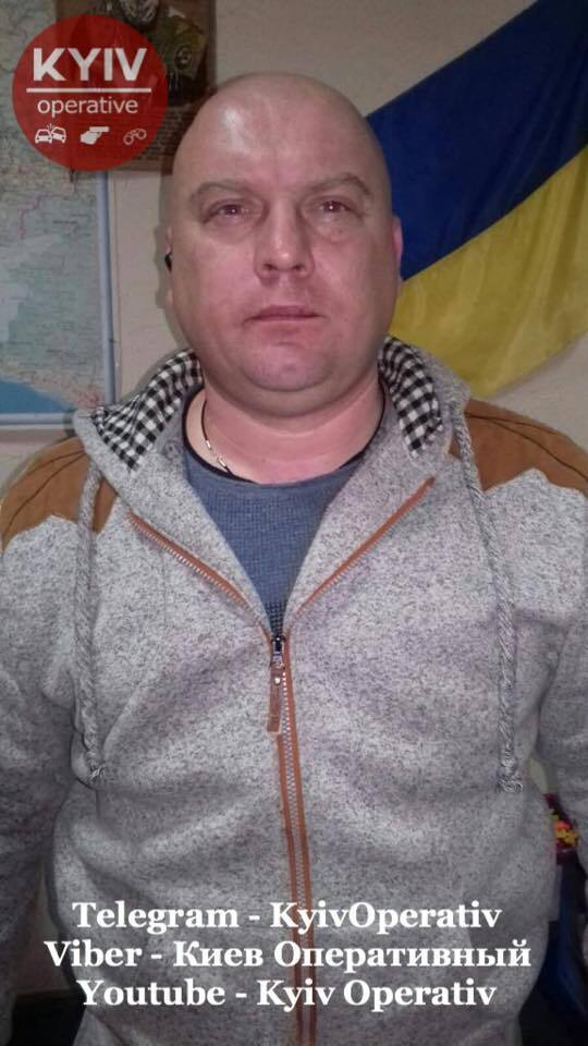В городе Ирпень Киевской области пьяный мужчина избил соседа металлической палкой и совершил выстрелы из пистолета