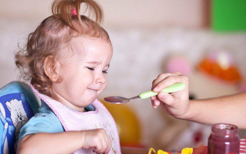 Плохой набор веса у детей
