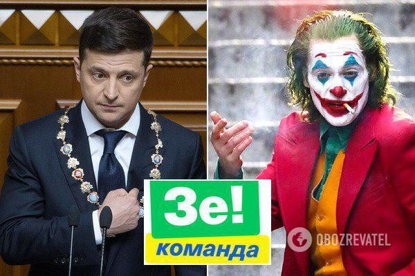 """Зеленскому дается выбор: зачем """"Джокер"""" бьет по """"Слуге народа"""""""