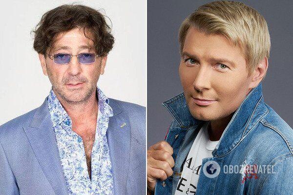 Григорій Лепс і Микола Басков