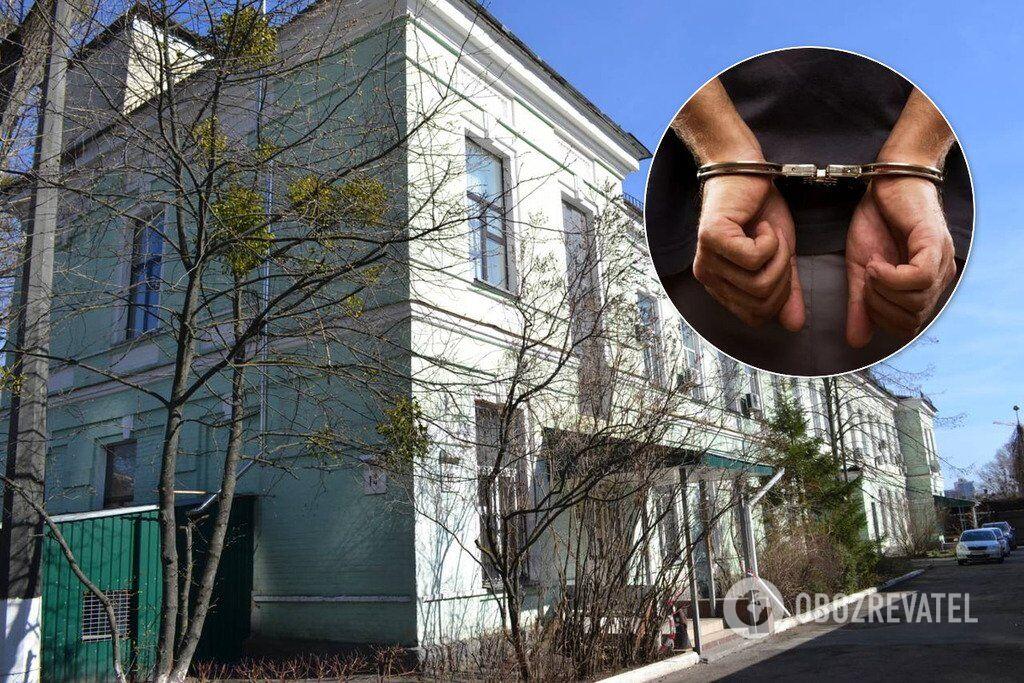В ход пошел нож: в больнице Киева разыгралась кровавая драма
