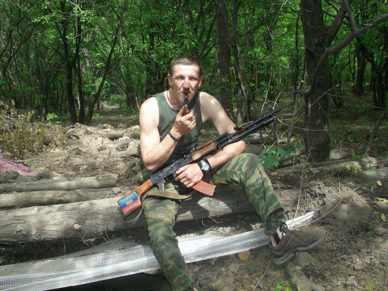 Террорист Александр Миронюк