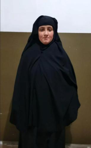 Невістка Расмії Авад