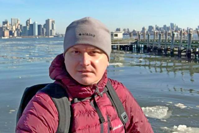 Андрей Заканыч часто бывал за границей