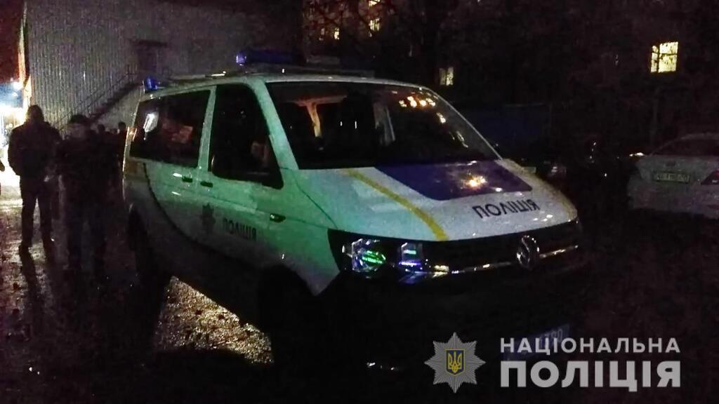 В Харькове на улице устроили стрельбу