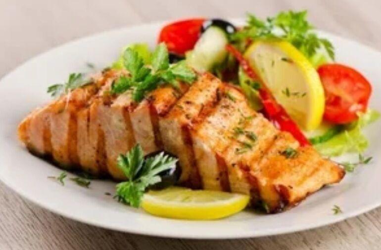 Рецепт приготування дивовижно смачного лосося в духовці