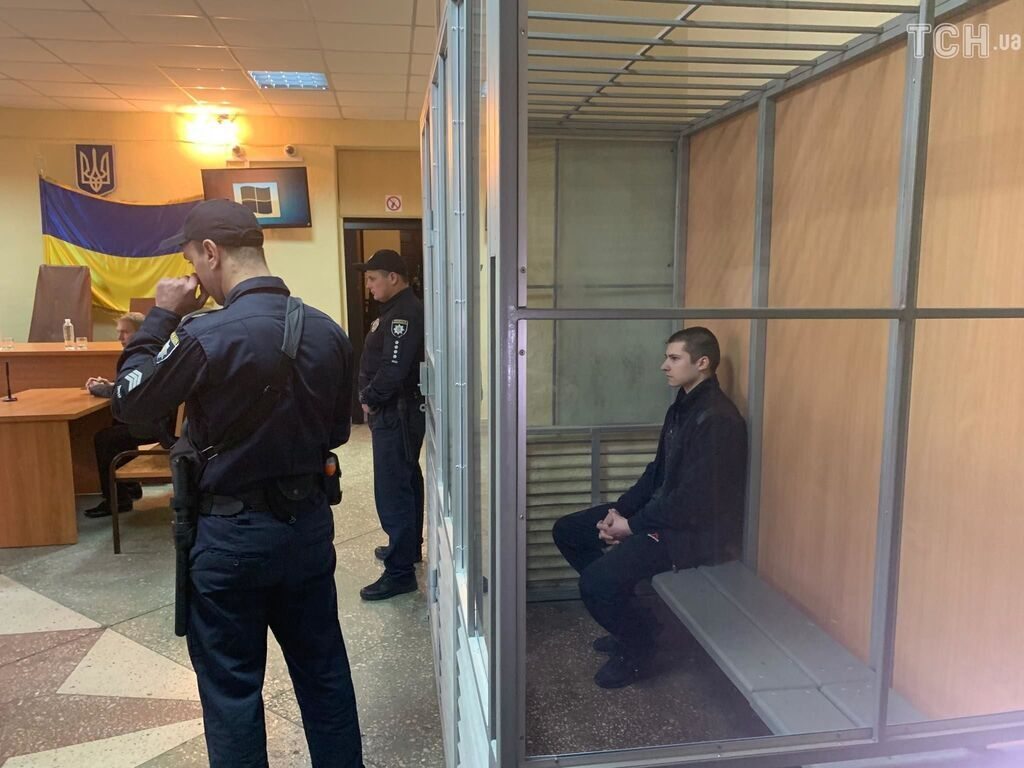 Суд решил судьбу 18-летнего убийцы с Днепропетровщины