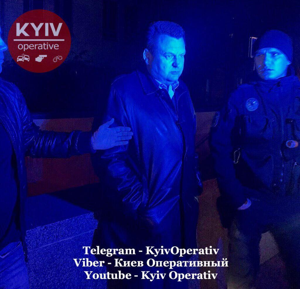 """""""Я вас на ноль умножу!"""" В Киеве сотрудник ГПУ устроил скандал"""