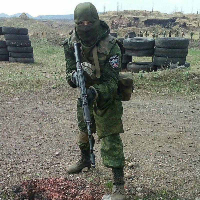 """Убитый террорист """"Сомали"""""""