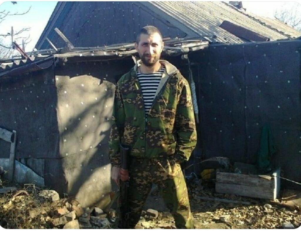 Террорист Сергей Кохоленко