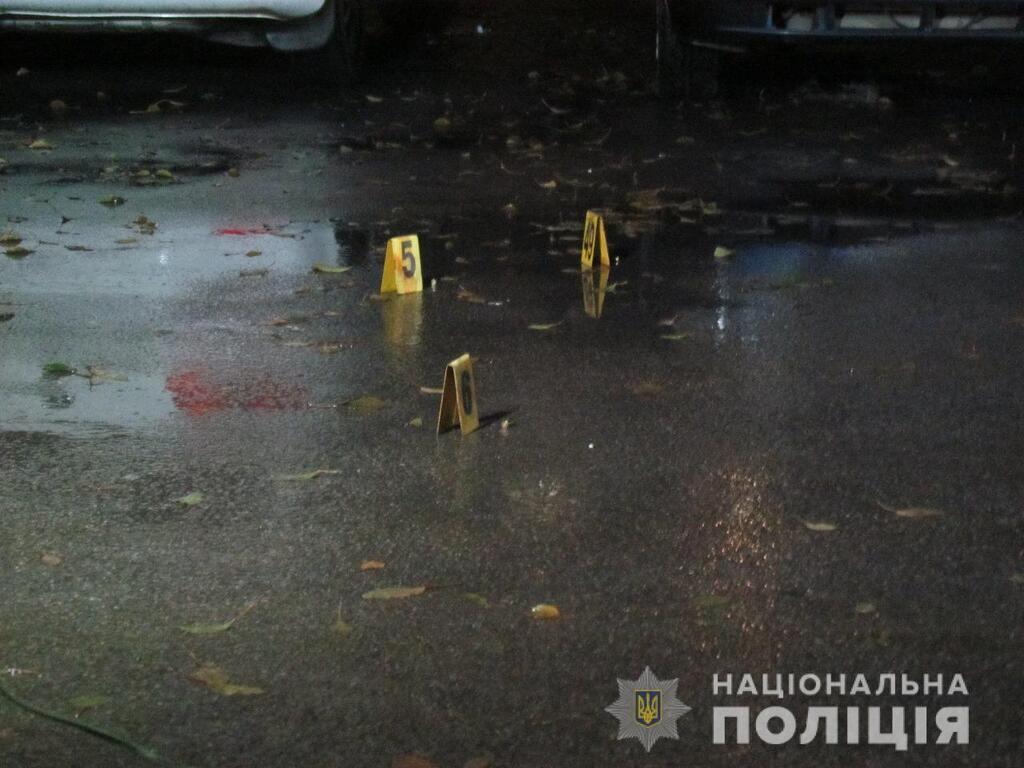 В Харькове на Валентиновской устроили стрельбу