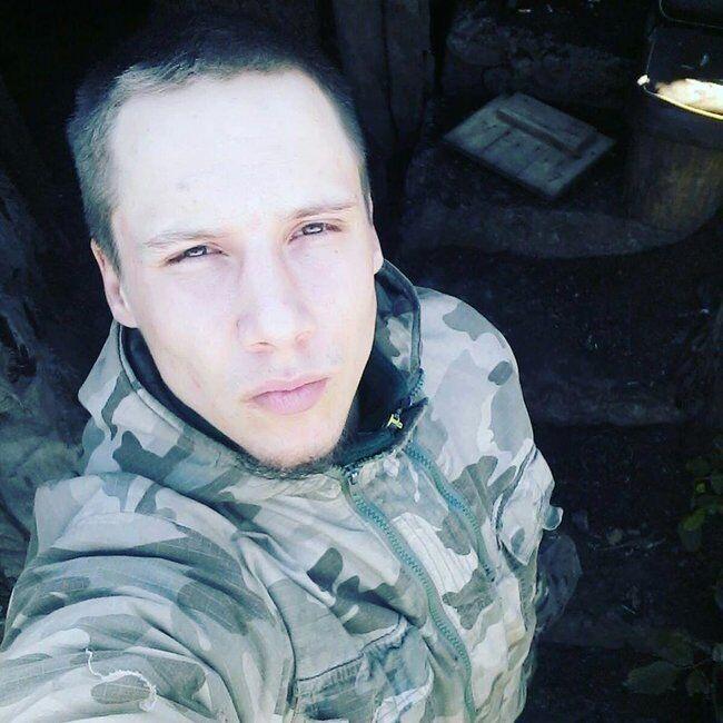 На Донбассе убили молодого воина ВСУ