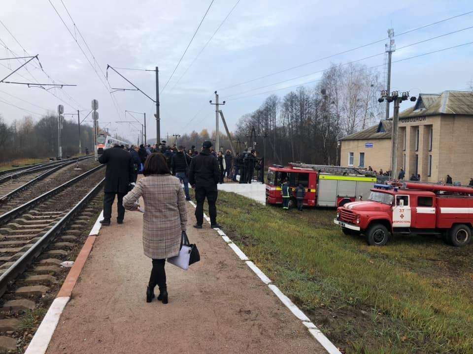 С поездом Львов – Киев случилось серьезное ЧП