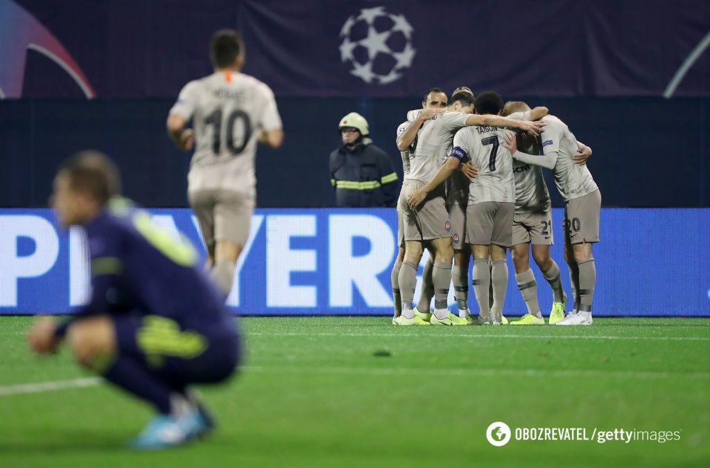 """Погром в Мадриде и триллер от """"Шахтера"""": результаты Лиги чемпионов"""