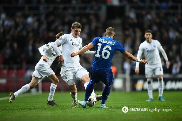 """""""Динамо"""" не забило пенальті й не змогло перемогти в Лізі Європи"""