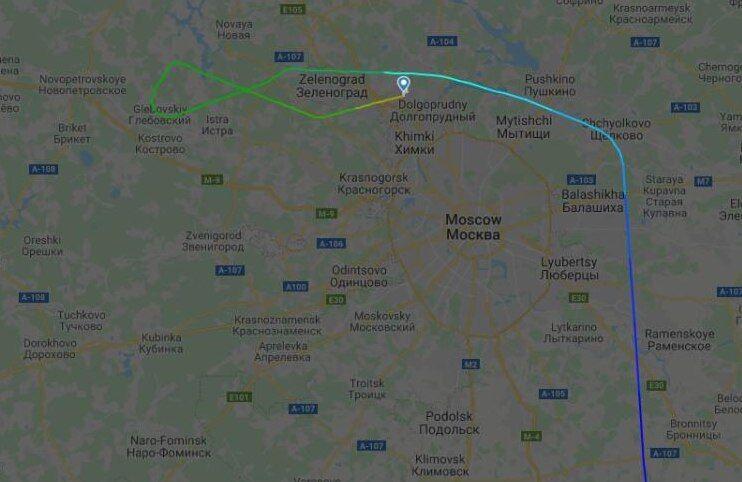 В России экстренно сел самолет с пассажирами