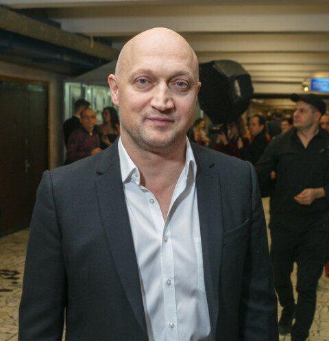 Гоша Куценко до похудения
