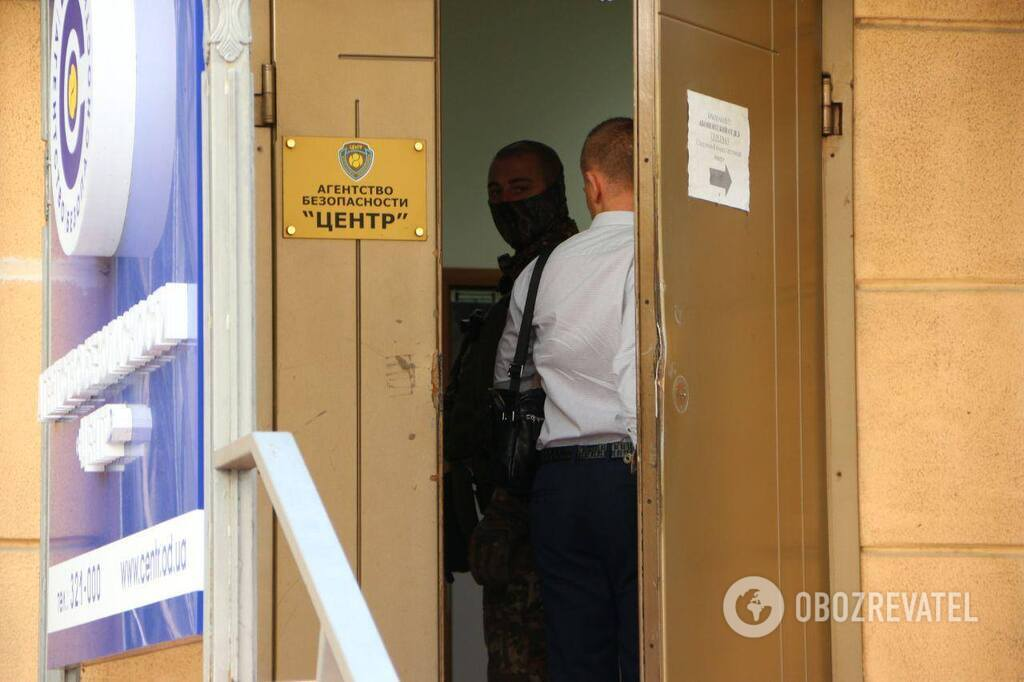 Знущання над дітьми: в Одесі обшукують охоронну фірму