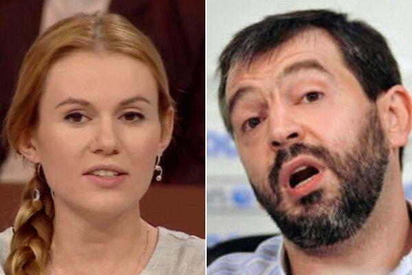 Анна Скороход и Алексей Алякин