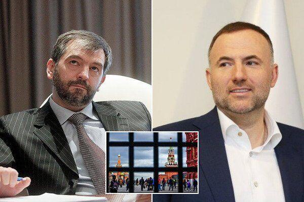 Алексей Алякин и Павел Фукс
