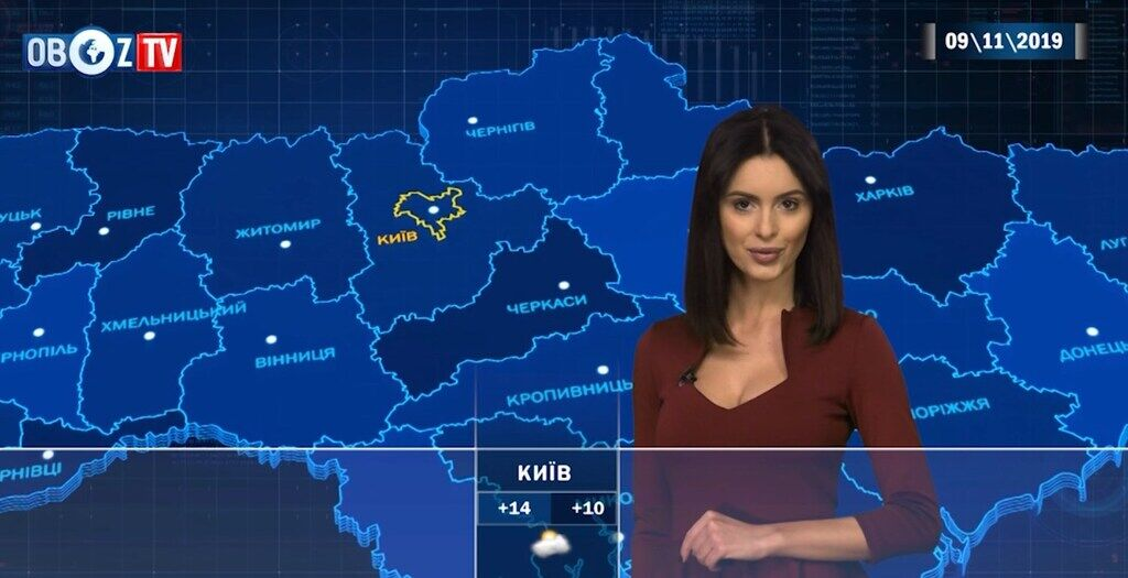 Погодні сюрпризи: прогноз на 9 листопада від ObozTV