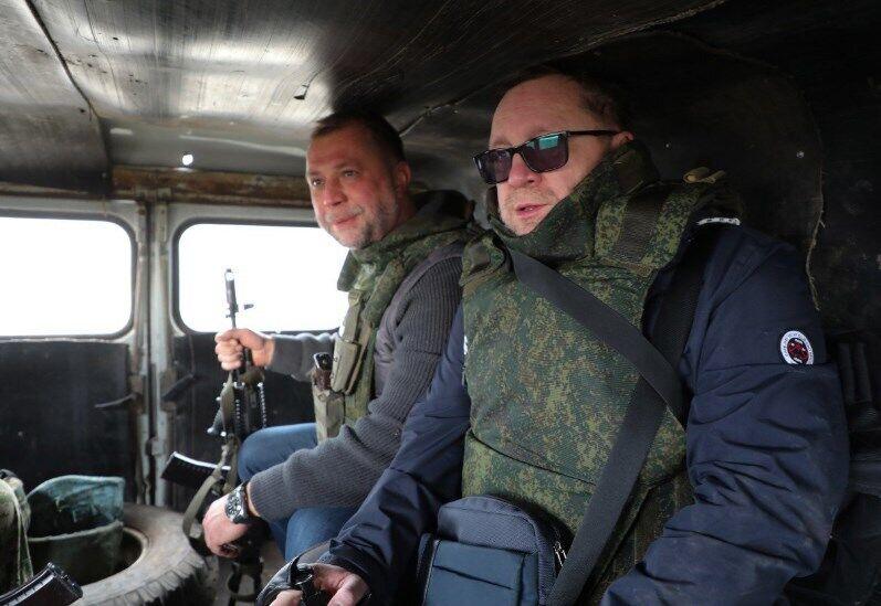 Бородай на Донбасі