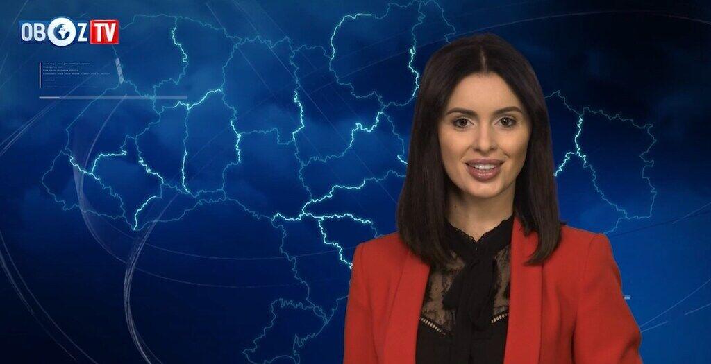 Прекрасное начало недели: прогноз погоды от ObozTV